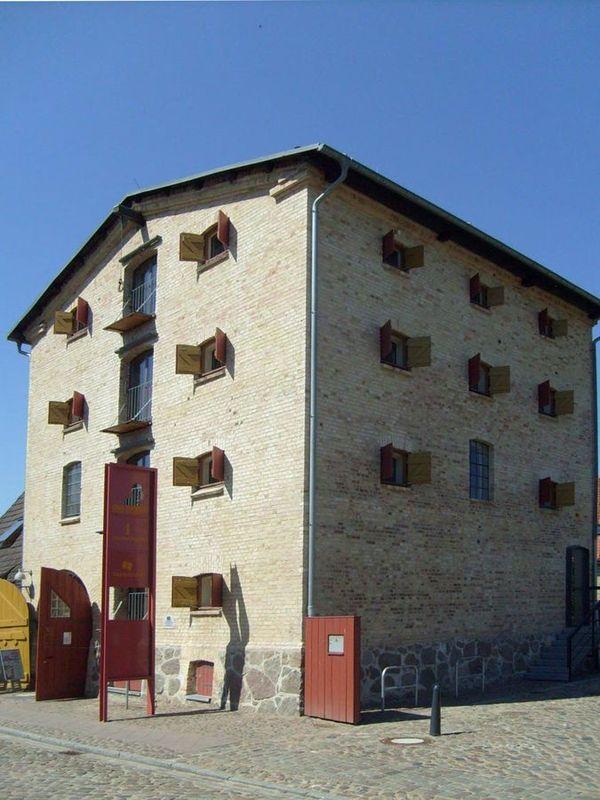 Literaturhaus Klütz im Alten Speicher