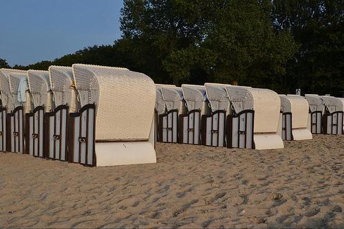Strandkorb Wohlenberger Wiek