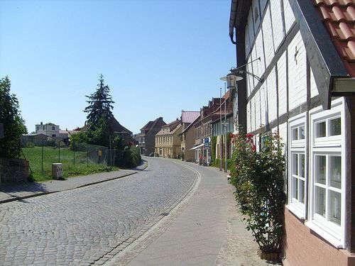 Klütz Schlossstraße Amtsverwaltung
