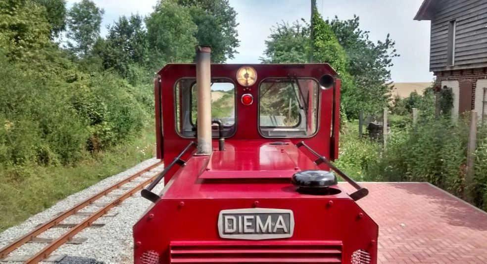 Schmalspurbahn Klützer Winkel