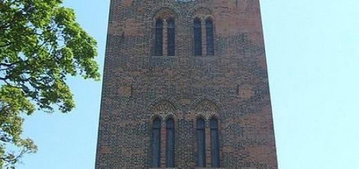 Turm der Klützer Kirche St. Marien
