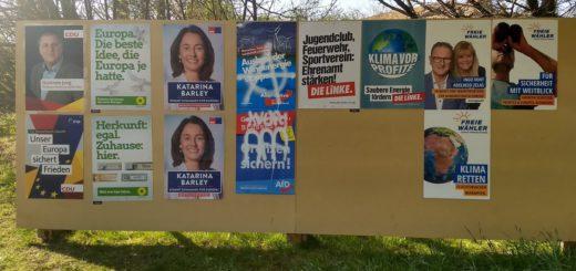Kommunalwahl und Europawahl in Nordwestmecklenburg und Klütz
